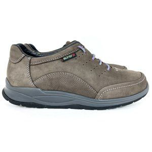 Sano by Mephisto Omega Women's Size 7.5 Brown Leather Walking Shoe